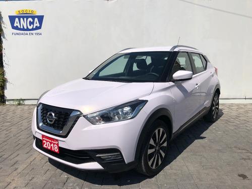 Imagen 1 de 15 de Nissan Kicks Advance Aut 1.6l 2018 Iva Credito Recibo Financ