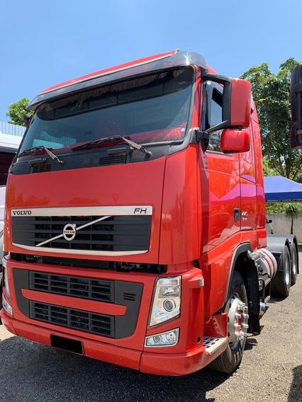 Volvo Fh 440 2011 6x4 - Automatico