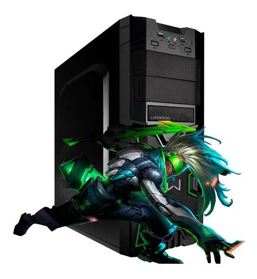 Pc Gamer I7, 16gb Ram, Gtx 1060 6gb, Hd 500gb