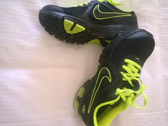 Lindo Nike Preto E Verde , Masculino - No 41