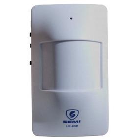 Sensor De Presença Para Porta Alerta Sonoro Sd-638d