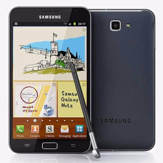 Samsung Galaxy Note N7000 Tela 5.3 Dual Core 1.4 - Novo