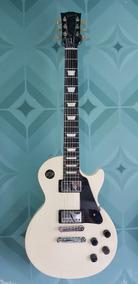 Guitarra Gibson Les Paul Studio Branca White Alpine 2007