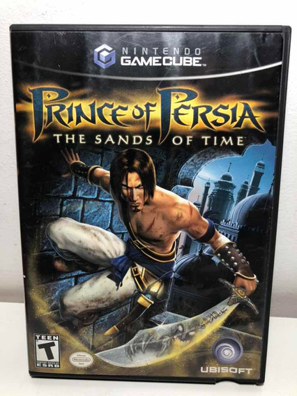 Prince Of Persia Sands Of Time Nintendo Gamecube