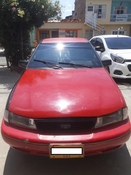 Daewoo Rojo 1998 5 Puertas