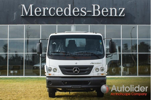 Mercedes-benz Accelo 915 Cabina Simple 4x2 2021 - Autolider