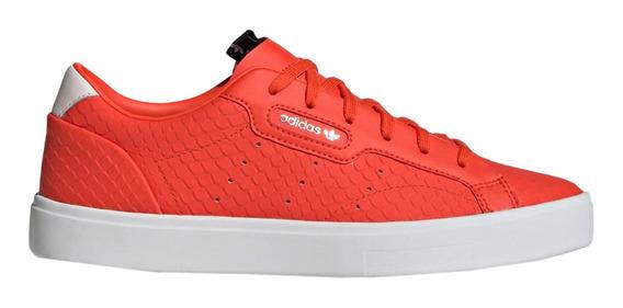 Zapatillas adidas Originals Moda adidas Sleek W Mujer Co/bl