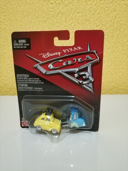 Disney Cars Luigi E Guido