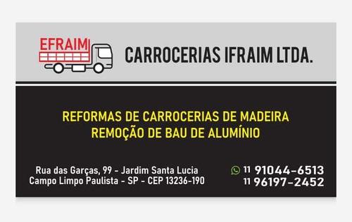 Efraim Carrocerias Reformas