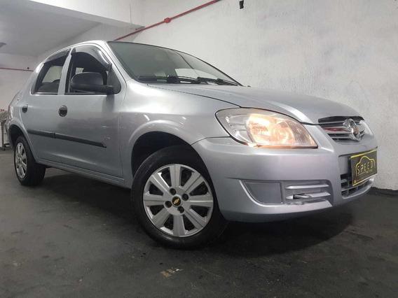 Gm - Chevrolet - Prisma Joy 1.4 - Completo - Financio - 2010