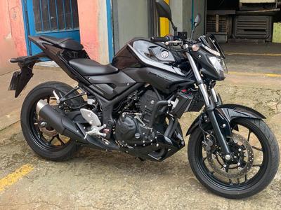 Yamaha Mt-03 Modelo 2020 (vai Com Capacete)
