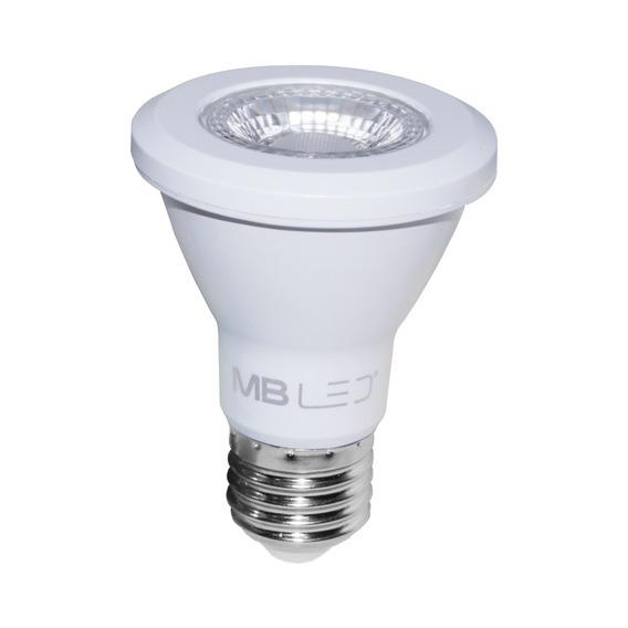 Lampada Led Par 20 9w Bivolt Branco Quente 3000k E27 720lm