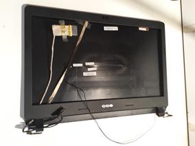 Moldura Completa Tela Notebook Cce U25 E L1125