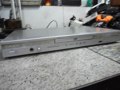 Dvd Player Philco Dv-p4800 - Para Peças Ou Reparo