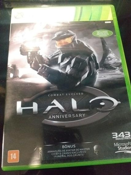 Halo Combat Evolved Xbox 360 Midia Física