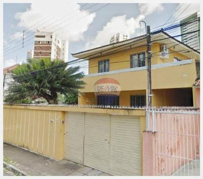 Alugamos Casa 380m2 Madalena Ponto Comercial - Ca0171