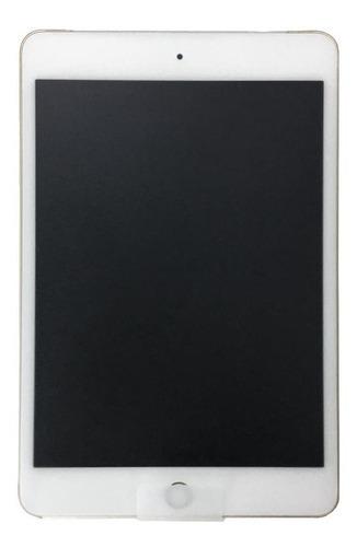 Imagem 1 de 5 de iPad Mini 4 128gb Gold 2015 Mk782bz/a - Vitrine