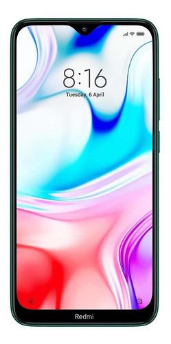 Imagem 1 de 4 de Xiaomi Redmi 8 Dual SIM 64 GB verde-esmeralda 4 GB RAM