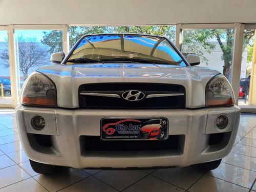 Imagem 1 de 14 de Hyundai Tucson 2.0 16v Flex Aut