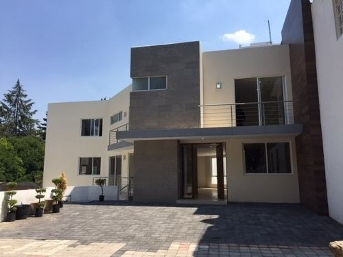 Casa Nueva En Lomas De Bellavista En Venta