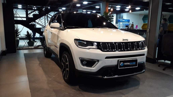Jeep Compass Limited High Tech Flex Aut. 5p