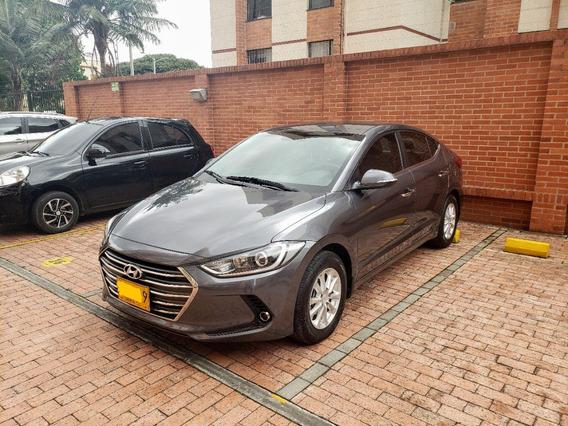 Hyundai Elantra Elantra Gls F.e Automático 2017