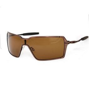 fd0065f3f Oakley Probation Oo4041 04 Novo Original Marrom Chumbo - Óculos no ...