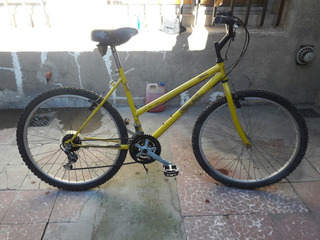 Bicicleta R26 Todo Terreno 16 Velocidades