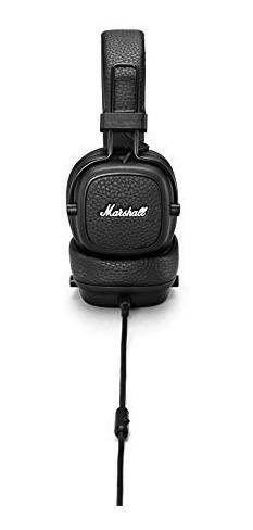 Audio Video Marshall Major 3 Auricular In Ear Cableado Amz