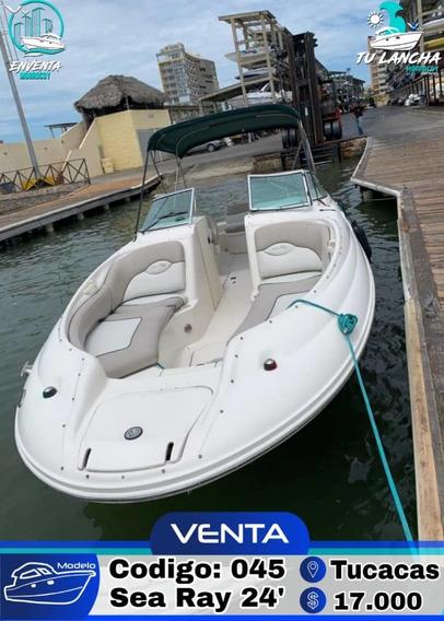 Lanchas Sea Ray Sundeck 24