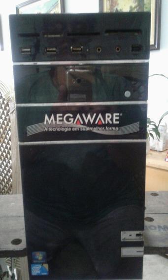 Gabinete Para Computador Megaware Em Bom Estado