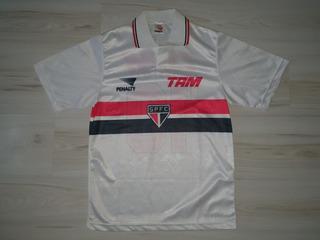 Camisa São Paulo Futebol Clube 2004 Penalty Tam Tamanho Yl