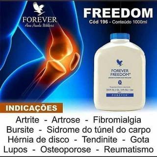Forever Freedom Suco De Aloe Vera Glucosamina Condroitina