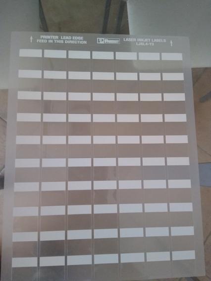 Etiquetas Marca Panduit Nuevas