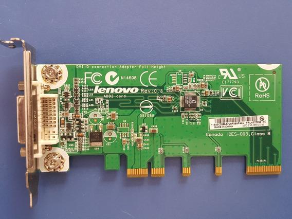 Placa De Video Add2 Dvi-d Lenovo M57, A57, M58