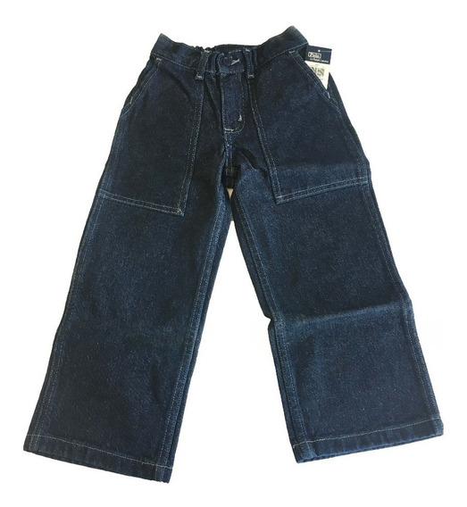 Pantalon De Mezclilla Niño Polo Ralph Lauren Tallas 4 5 6 7