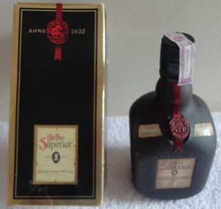 Whisky Old Parr Superior 15 Años 40v
