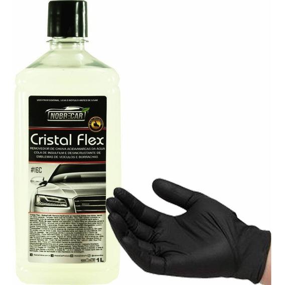 Nobre Cristal Flex Removedor De Chuva Acida Nobre Car 1l