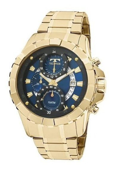 Relógio Technos Masculino Legacy Js15em/4a Dourado