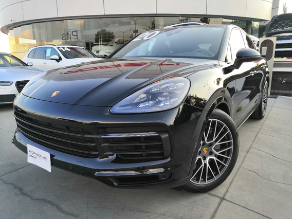 Porsche Cayenne S Coupé 2020
