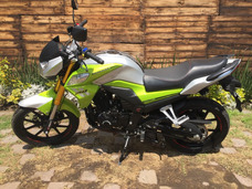 Carabela Vector 250cc 2017verde