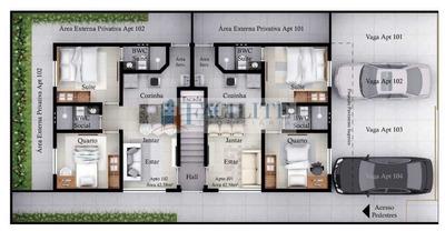 Apartamento A Venda, Brisamar - 2927-2784