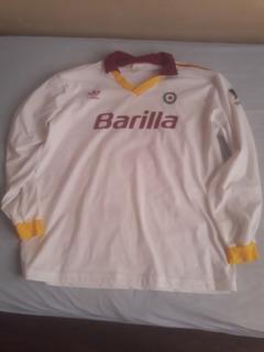 Camisa De Jogo adidas Roma 1991/1992
