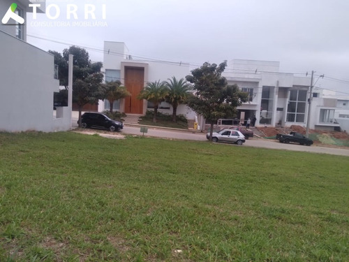 Imagem 1 de 5 de Terreno À Venda No Condomínio Chácara Ondina - Tc00028 - 69798824