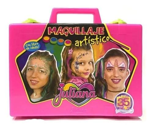 Valija Juliana Maquillaje Artistico Chica Ma203