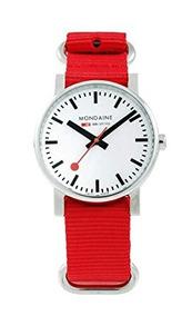 Relojes De Pulsera,mondaine Reloj De Cuarzo Suizo A658.3..