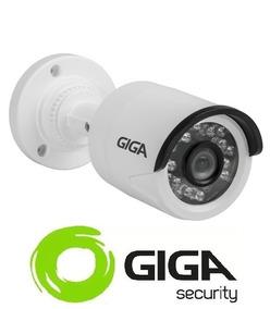 Câmera Segurança Giga Gs0013 Hd 720p Infra. 20 Metros