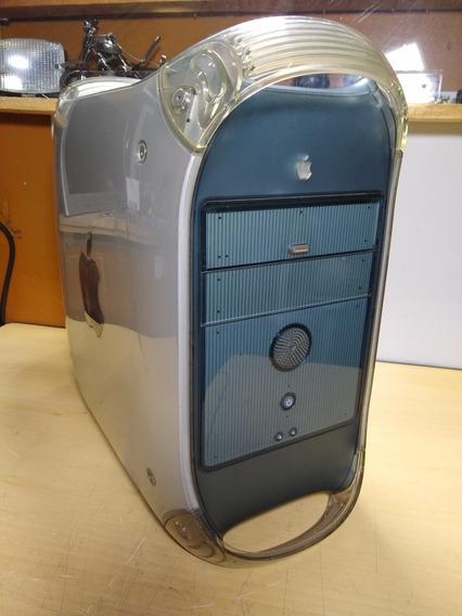 Cpu Power Mac G4 3.4 Modelo M5183 467mhz 1ram 80hd Leia Desc