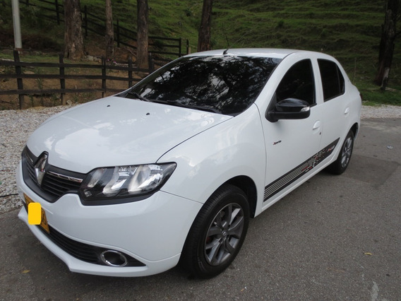 Renault Logan 2019 6.900 Kms Full Nuevo