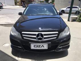 Mercedes-benz C 180 1.8 Cgi 2012 Troca Financia